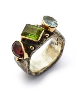 Håndsmedede smykker