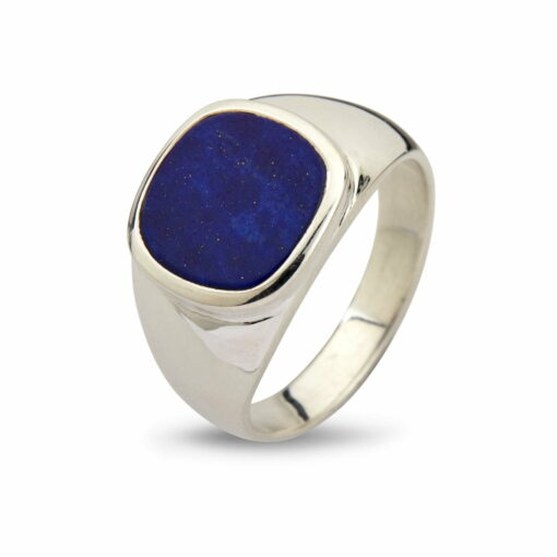 Cushion Lapis Lazuli