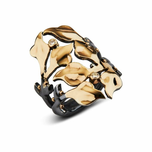 Windsor gold ring
