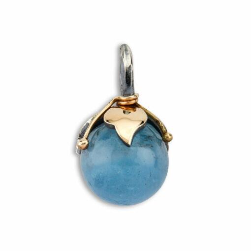 Windsor Golden Drop Aquamarine