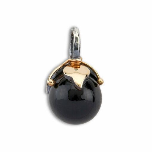 Windsor Golden Drop Black Onyx